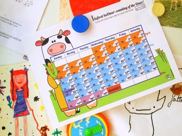 Omer-Calendar