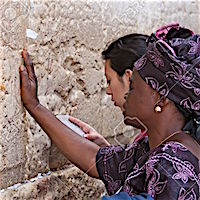 13047616-Gerusalemme-Israele-14-marzo-2006-Pregare-le-donne-al-Muro-del-Pianto-a-Gerusalemme-il-Muro-del-Pian-Archivio-Fotografico