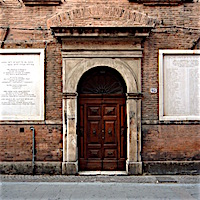 Ferrara. Le botteghe storiche del centro usavano un linguaggio ebraico in codice?