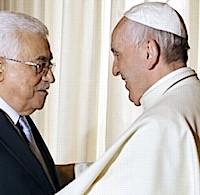 abu mazen papa francesco (2)